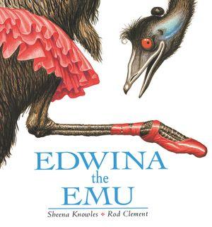 Edwina the Emu book image
