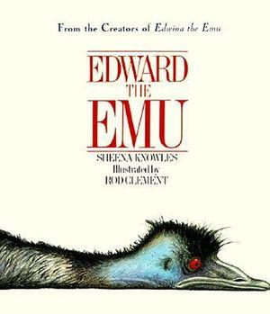 Edward the Emu book image