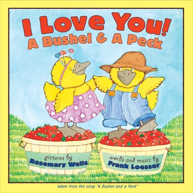 I love you a bushel a peck frank loesser paperback read a sample enlarge book cover fandeluxe Choice Image