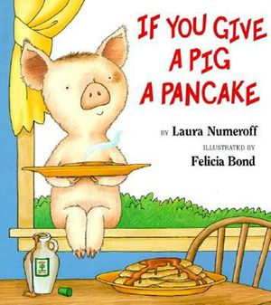 If You Give a Pig a Pancake Big Book book image