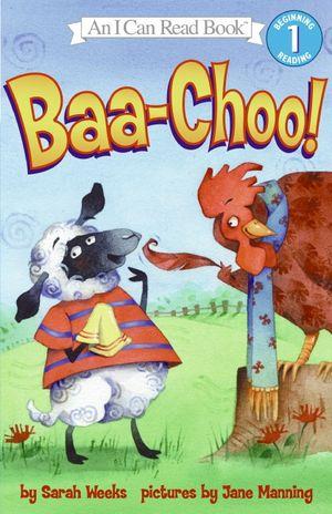 Baa-Choo! book image