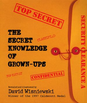 The Secret Knowledge of Grown-ups book image
