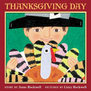 Thanksgiving Day book image