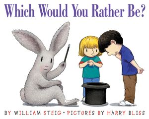 Which Would You Rather Be? book image