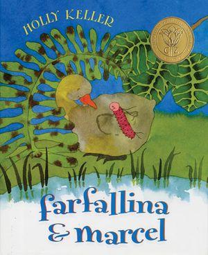 Farfallina & Marcel book image