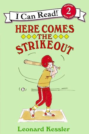 Here Comes the Strikeout book image