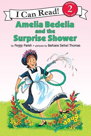 Amelia Bedelia and the Surprise Shower book image