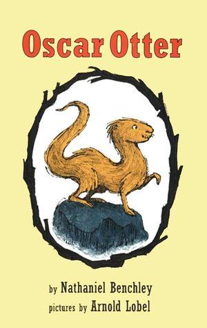 Oscar Otter book image