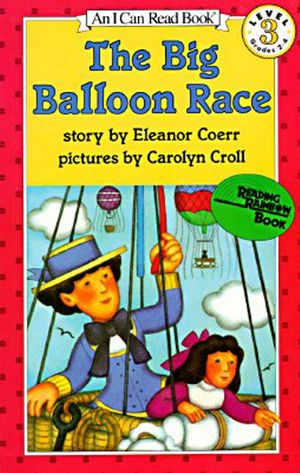 The Big Balloon Race book image