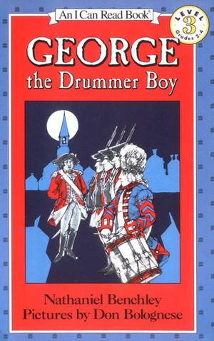 George the Drummer Boy book image