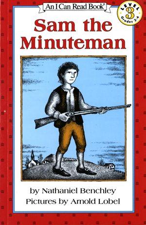 Sam the Minuteman book image
