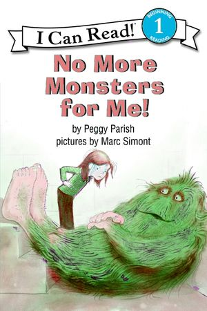 No More Monsters for Me! book image