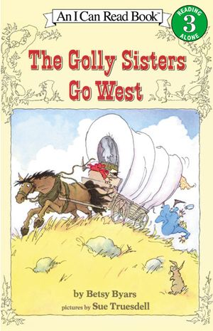 The Golly Sisters Go West book image