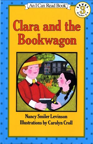 Clara and the Bookwagon book image