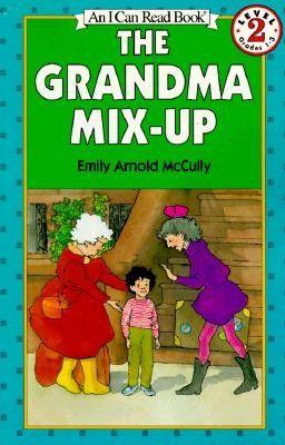 The Grandma Mix-Up book image