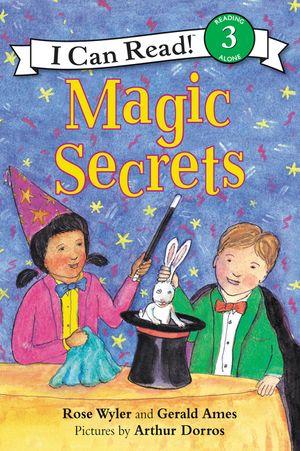 Magic Secrets book image