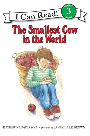 The Smallest Cow in the World book image