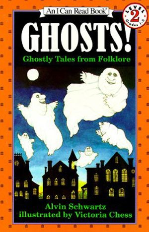 Ghosts! book image