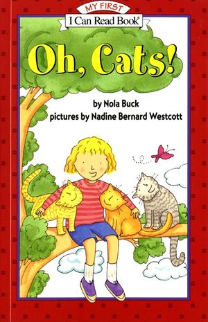 Oh, Cats! book image