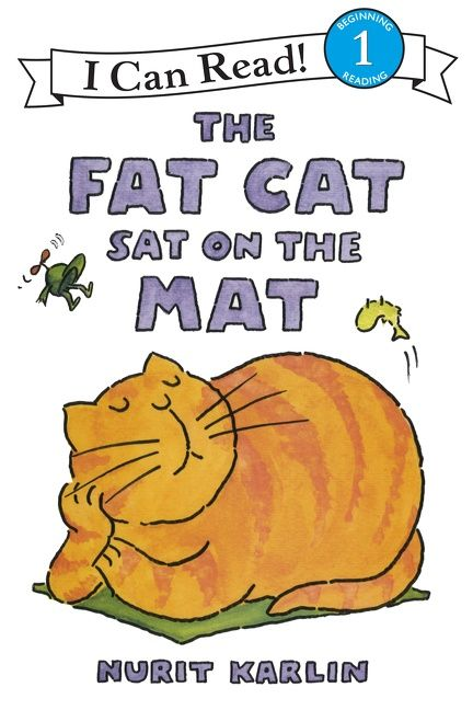 Buy The Fat Cat Sat on a Mat