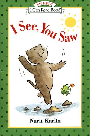 I See, You Saw book image