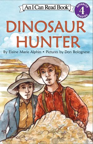 Dinosaur Hunter book image