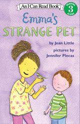 Emma's Strange Pet