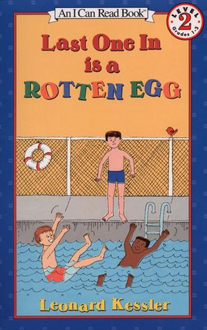 Last One in Is a Rotten Egg book image