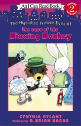 The High-Rise Private Eyes #1: The Case of the Missing Monkey