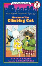 The High-Rise Private Eyes #2: The Case of the Climbing Cat