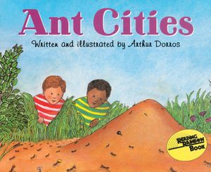 Ant Cities book image