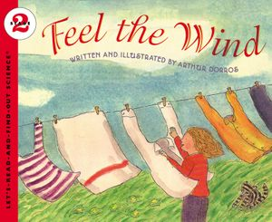 Feel the Wind book image
