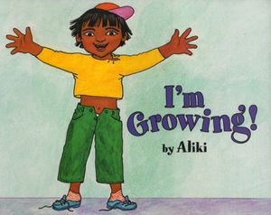 I'm Growing! book image