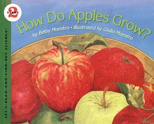 How Do Apples Grow? book image