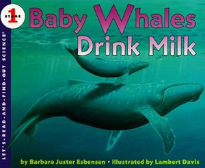 Baby Whales Drink Milk book image