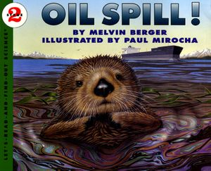 Oil Spill! book image