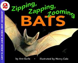 Zipping, Zapping, Zooming Bats book image