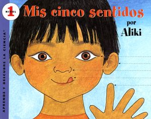 Mís cinco sentidos book image