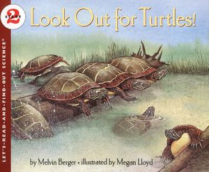 Look Out for Turtles! book image