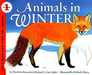 Animals in Winter book image