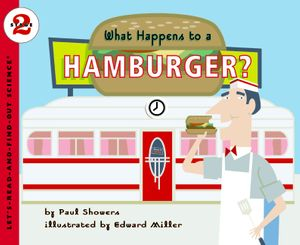 What Happens to a Hamburger? book image