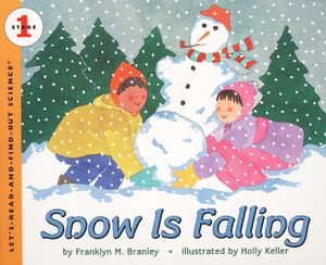 Snow Is Falling book image