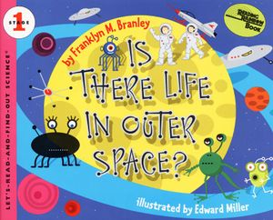 Is There Life in Outer Space? book image