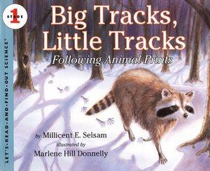 Big Tracks, Little Tracks book image