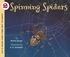 Spinning Spiders book image