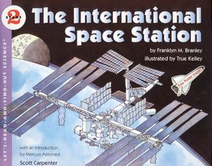 The International Space Station book image