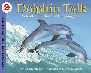 Dolphin Talk book image