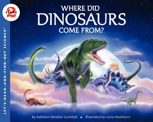 Where Did Dinosaurs Come From? book image