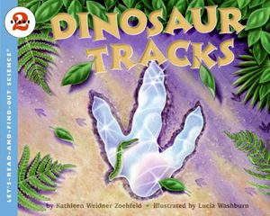 Dinosaur Tracks book image
