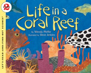 Life in a Coral Reef book image